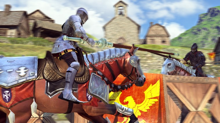 Rival Knights screen shot 3