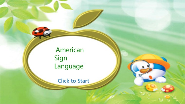 American Sign Language_ASL screen shot 1