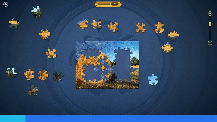 Microsoft Jigsaw screen shot 3