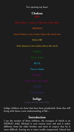 I Am Indigo screenshot 3