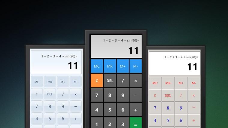 Calculator X8 screen shot 5