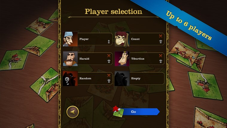 Carcassonne screen shot 5