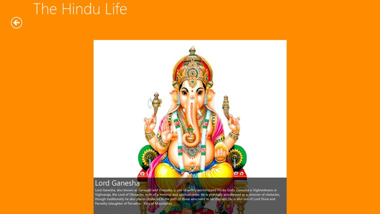 The Hindu Life screen shot 1