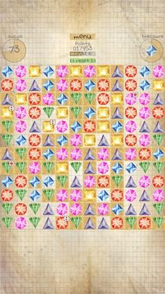 Doodle Jewels Lite screen shot 3
