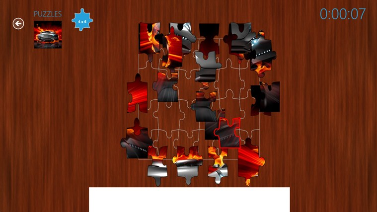 Puzzles screen shot 3
