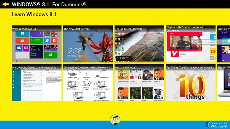WINDOWS® 8.1 For Dummies® captura de tela 3