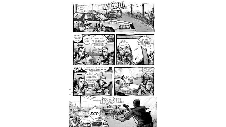 Mad Dog Comics Screenshot 3