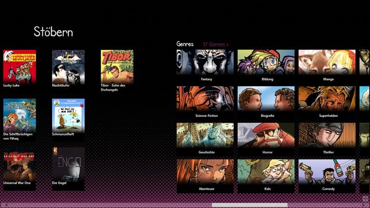 Mad Dog Comics Screenshot 5