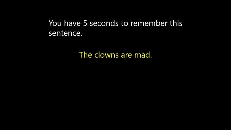 Scary Memory Game petikan skrin 1