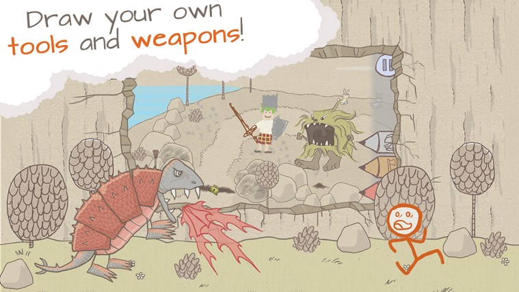 Draw a Stickman: EPIC screen shot 3
