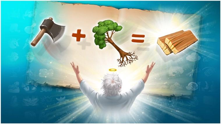 Doodle God schermafbeelding 1