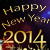 Happy New Year Wishes Builder