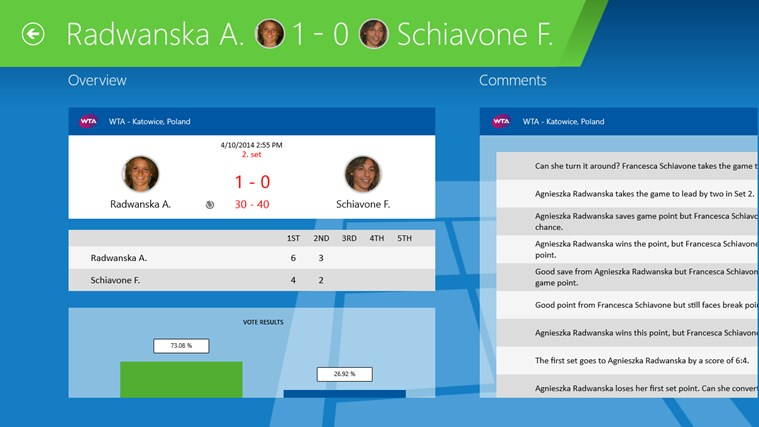 SofaScore LiveScore - Live sports results and scores screen shot 5