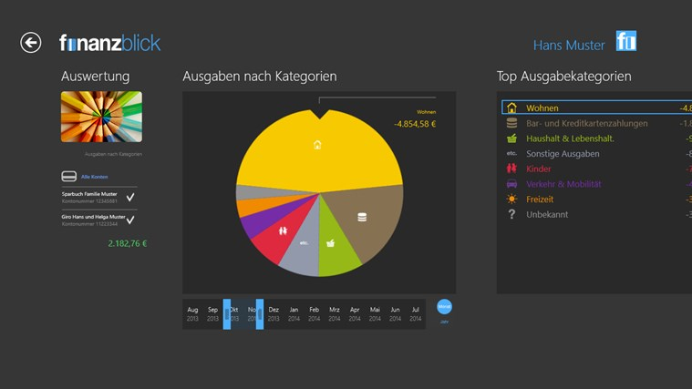 finanzblick Screenshot 5