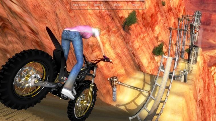 Motorbike screen shot 5