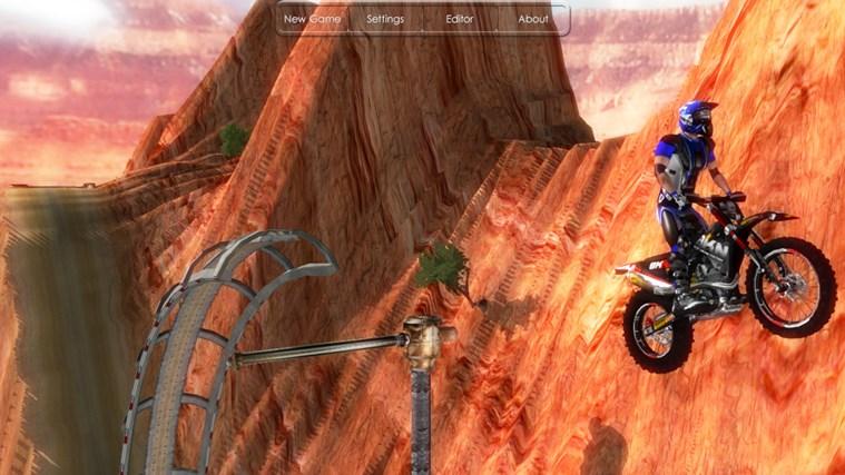 Motorbike screen shot 7