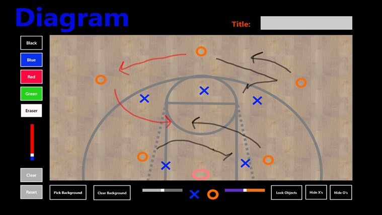 Diagram screen shot 1