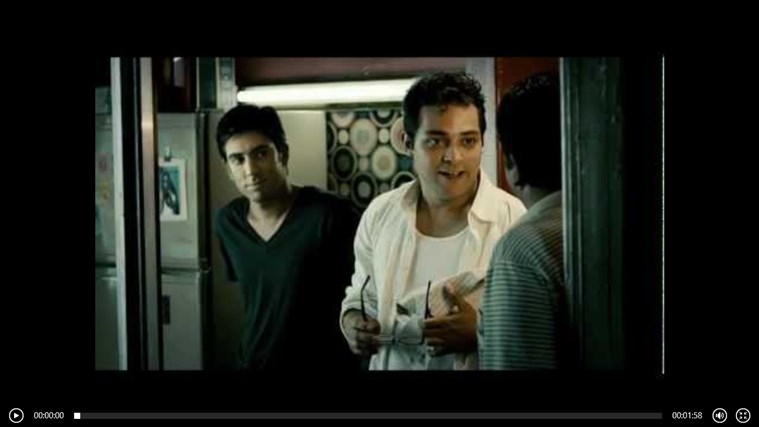 Movie ShowTime screen shot 3