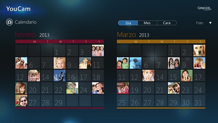 YouCam Mobile captura de pantalla 3