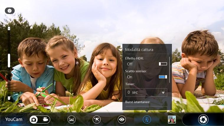 YouCam Mobile cattura di schermata 7