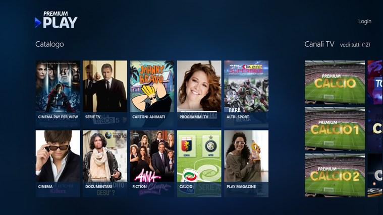 Premium Play cattura di schermata 1