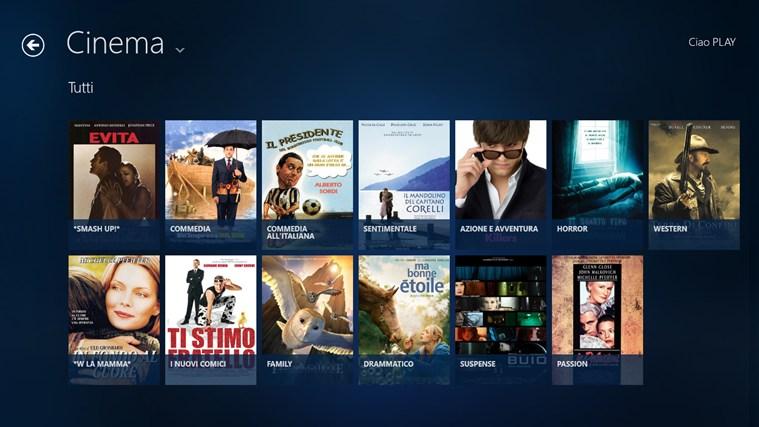 Premium Play cattura di schermata 3