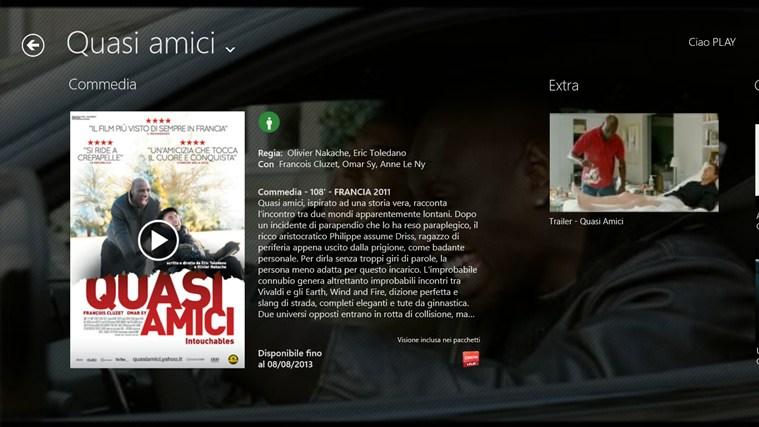 Premium Play cattura di schermata 5