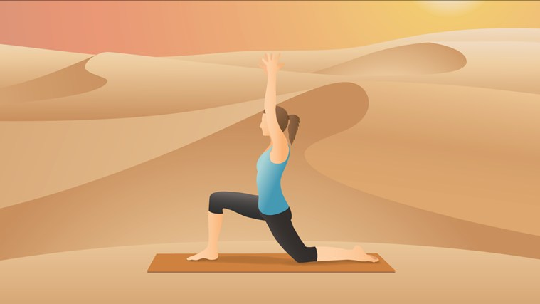 Pocket Yoga screen shot 3