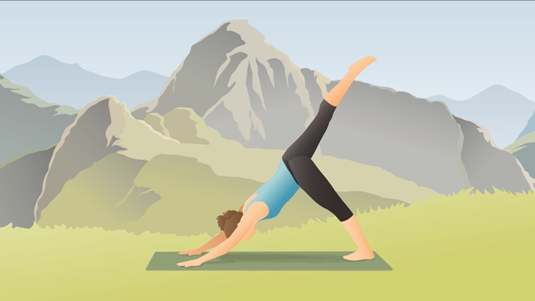 Pocket Yoga screen shot 5