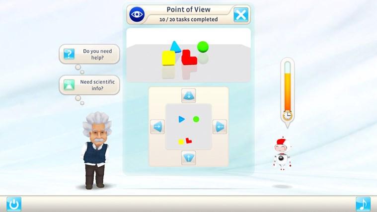 Einstein™ Brain Trainer HD screen shot 1