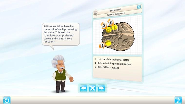 Einstein™ Brain Trainer HD screen shot 3