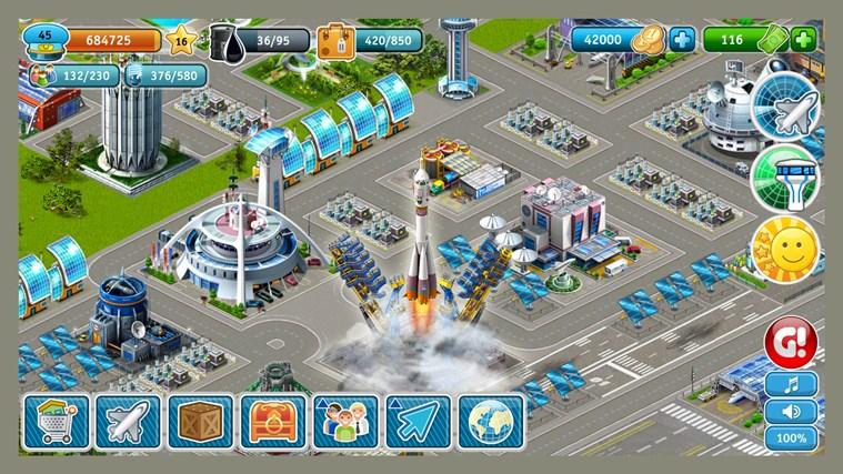 Airport City screen shot 3