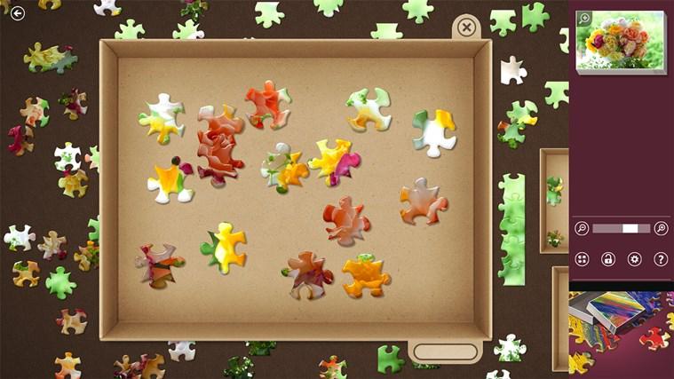 Microsoft Jigsaw screen shot 5