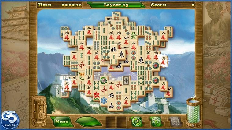 Mahjong Artifacts®: Chapter 2-skärmbild 1