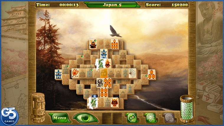 Mahjong Artifacts®: Chapter 2 screen shot 3