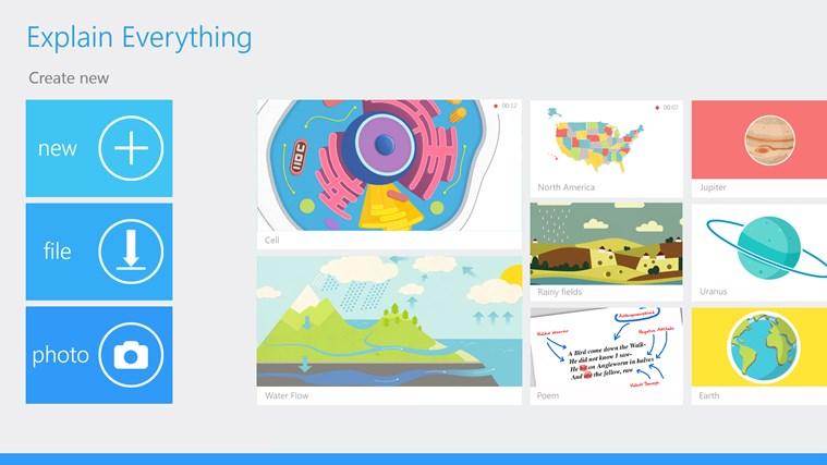 Explain Everything ™ screen shot 5