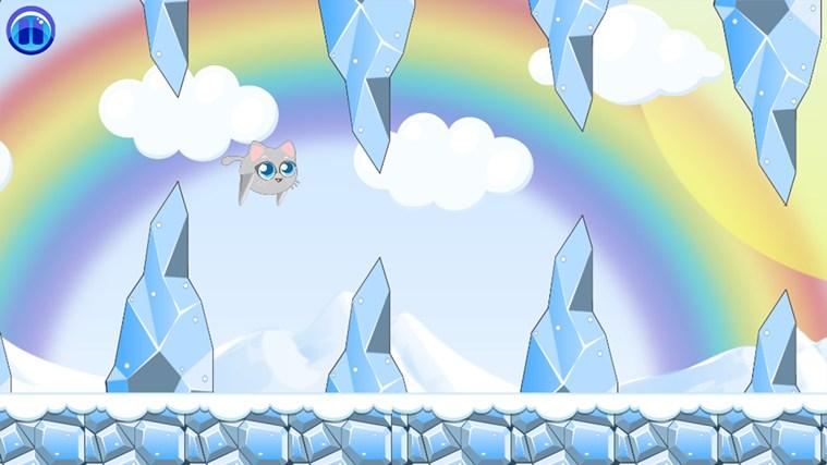 Flappy Cat skjermbilete 1