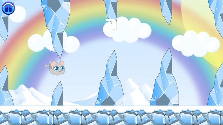 Flappy Cat skjermbilete 3
