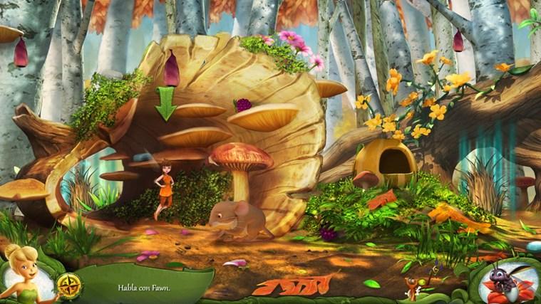Tesoros ocultos de Hadas Disney captura de pantalla 3