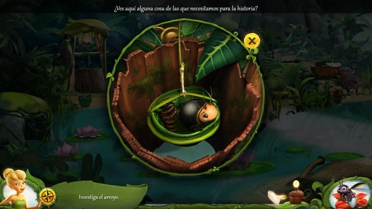 Tesoros ocultos de Hadas Disney captura de pantalla 5