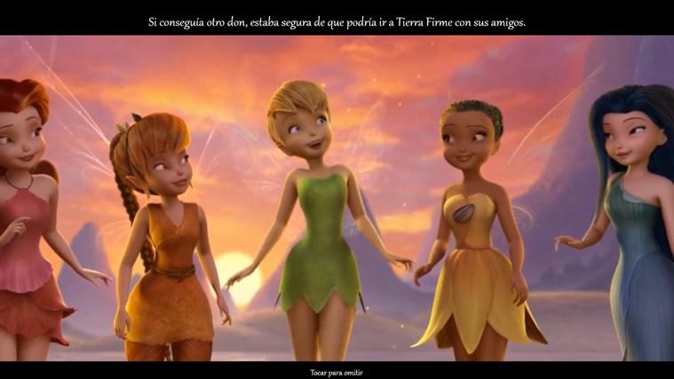 Tesoros ocultos de Hadas Disney captura de pantalla 7