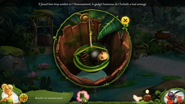La chasse aux trésors des fées Disney capture d'écran 5