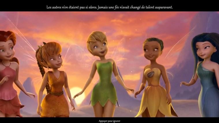 La chasse aux trésors des fées Disney capture d'écran 7