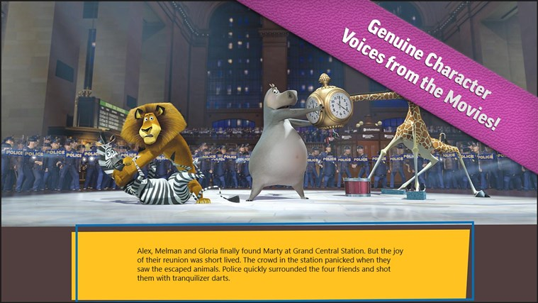 iStoryTime Library of Kids Books screen shot 3