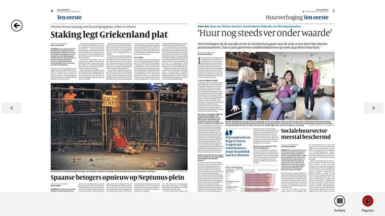de Volkskrant schermafbeelding 3