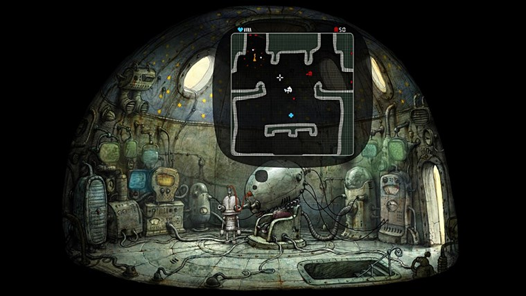 Machinarium screen shot 5