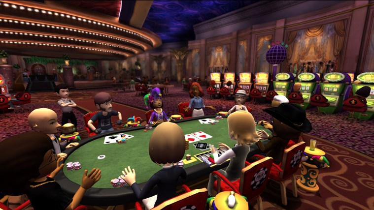 WSOP: Full House Pro screen shot 3