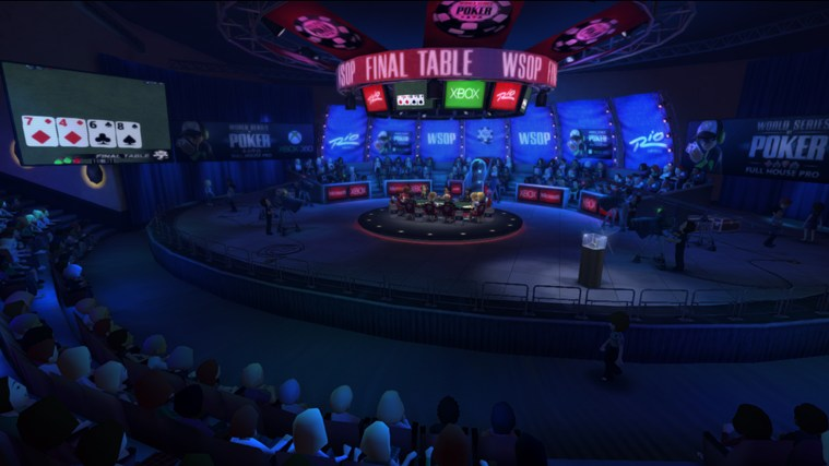 WSOP: Full House Pro screen shot 5