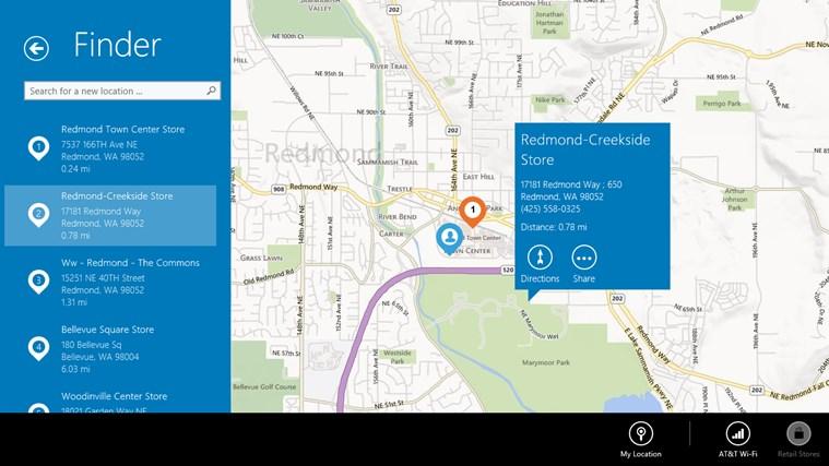 AT&T AllAccess screen shot 3
