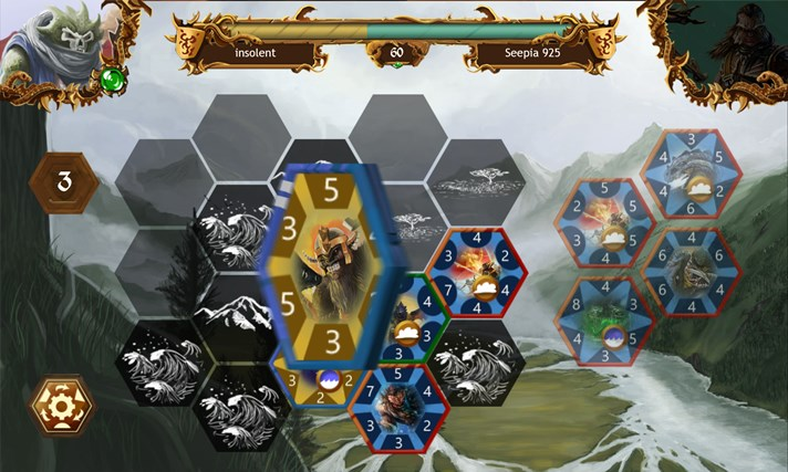 Permia - Duels screen shot 1